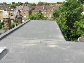 Extension flat roof Kent