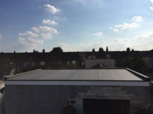 Flat roofing in Kent