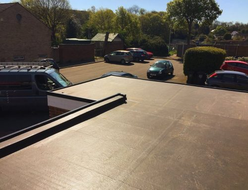 Commercial Flat Roofing in Kent