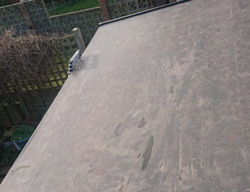 Another Flat Roof Installed, Another Happy Customer