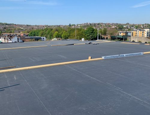 Large Flat Roof Kent – Our Projects